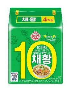 韓國不倒翁-蔬菜王拉麵