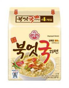 韓國不倒翁-明太魚湯拉麵