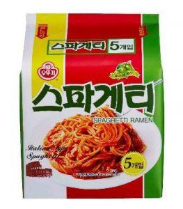 韓國不倒翁-番茄風味義大利麵
