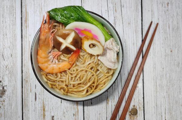 海鮮鍋燒意麵