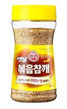 韓國不倒翁-芝麻粒