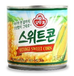 韓國不倒翁-甜玉米粒