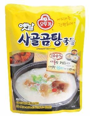 韓國不倒翁-濃縮牛骨湯