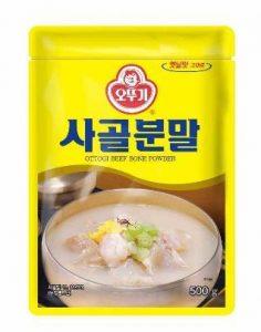 韓國不倒翁-牛骨粉