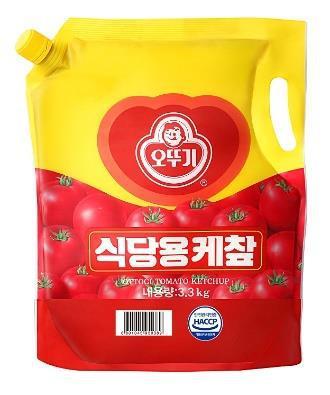 韓國不倒翁-番茄醬(軟袋)