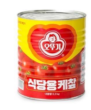 韓國不倒翁-番茄醬(鐵罐)