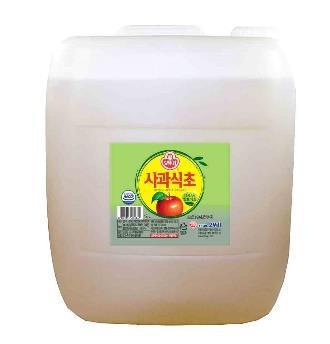 韓國不倒翁-蘋果醋18L