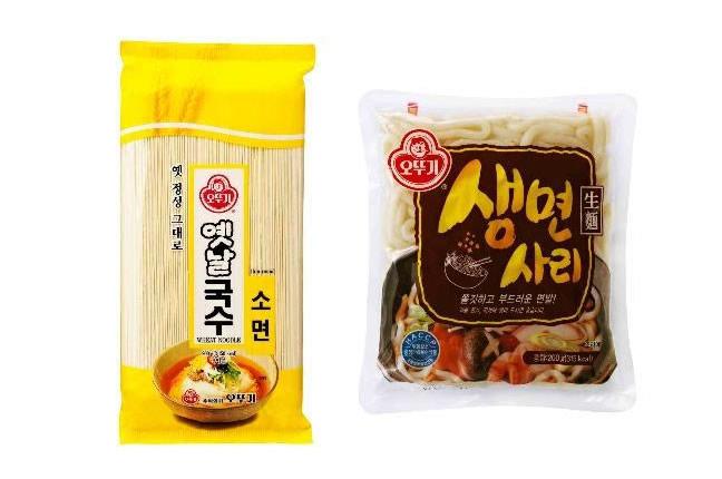 韓國不倒翁其他麵條