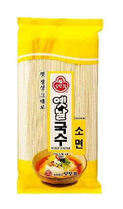 韓國不倒翁-韓式麵條(細麵)