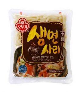韓國不倒翁-生烏龍麵