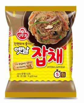 韓國不倒翁-韓式乾拌冬粉