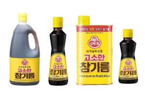 韓國不倒翁-韓國芝麻油
