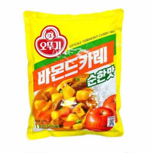 韓國不倒翁-蜂蜜蘋果風味咖哩粉(原味)