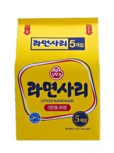 韓國不倒翁Q拉麵