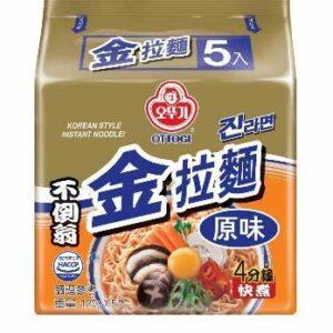 韓國不倒翁-金拉麵(原味)
