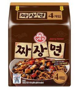 韓國不倒翁-韓式炸醬拉麵