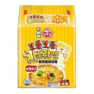 韓國不倒翁起司風味拉麵