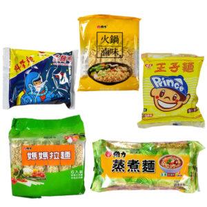 火鍋滷味麵